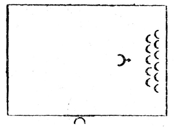 Wolf und Schäfer - Grafik